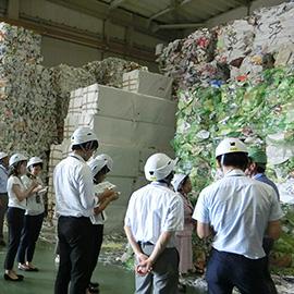 古紙リサイクル法